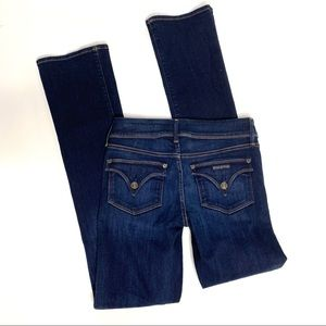 Hudson boot cut jeans sz 27
